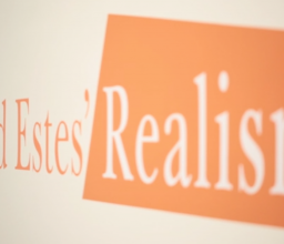 PMA : Richard Estes Realism